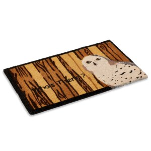 Ambleside White Owl Doormat