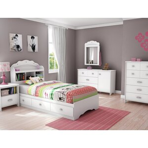 tiara twin platform bedroom set