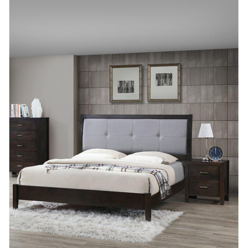 Best Quality Furniture Platform Configurable Bedroom Set