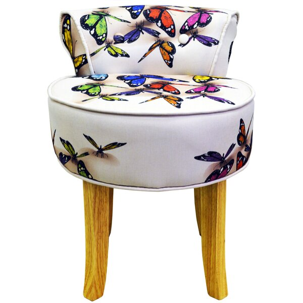 House Additions Low Back Stool Amp Reviews Wayfair Co Uk