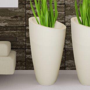 Plastic planters youll love wayfair quickview mightylinksfo