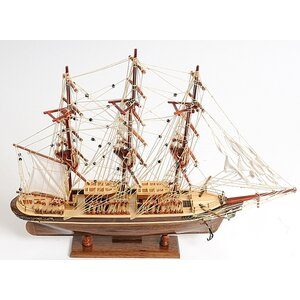 Small Cutty Sark Model Ship
