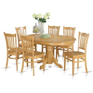 Attamore 7 Piece Dining Set by Darby Home..