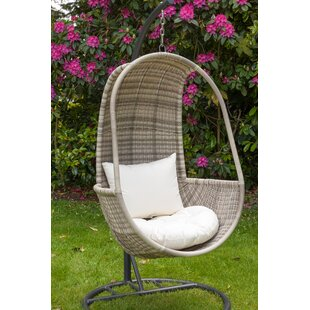 Swindon Hanging Chair With Stand By Lynton Garden