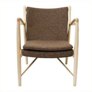 Lydia Upholstered Armchair by Union Rustic