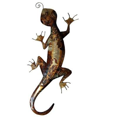 Outdoor Metal Gecko Wayfair