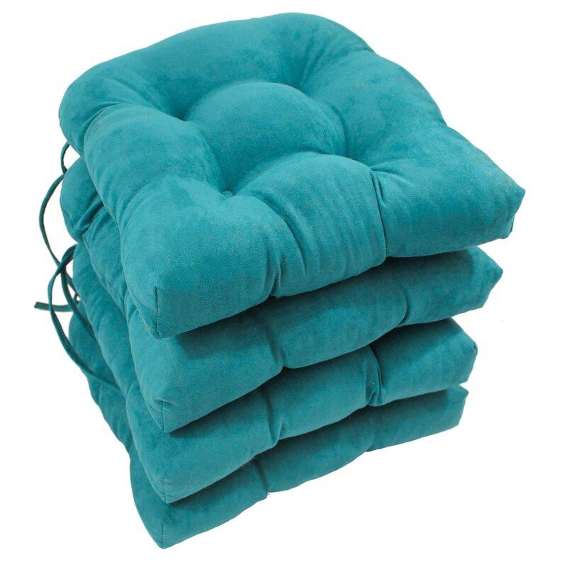 Abbottsmoor Dining Chair Cushion & Reviews #1: Abbottsmoor Dining Chair Cushion