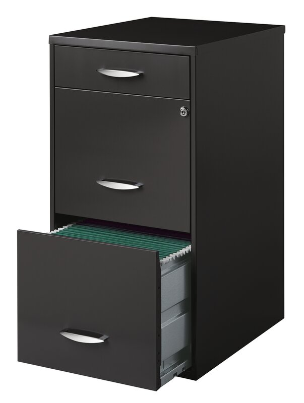 Alayna Office Designs  Drawer Vertical File Cabinet