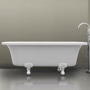 Bear Claw Tub Wayfair