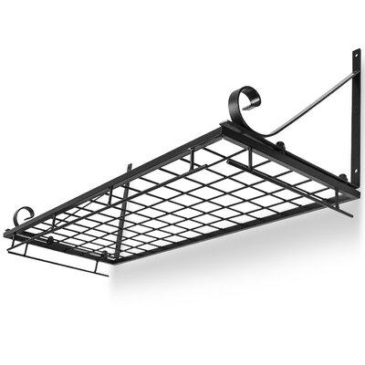 find pot racks for your kitchen wayfair. Black Bedroom Furniture Sets. Home Design Ideas