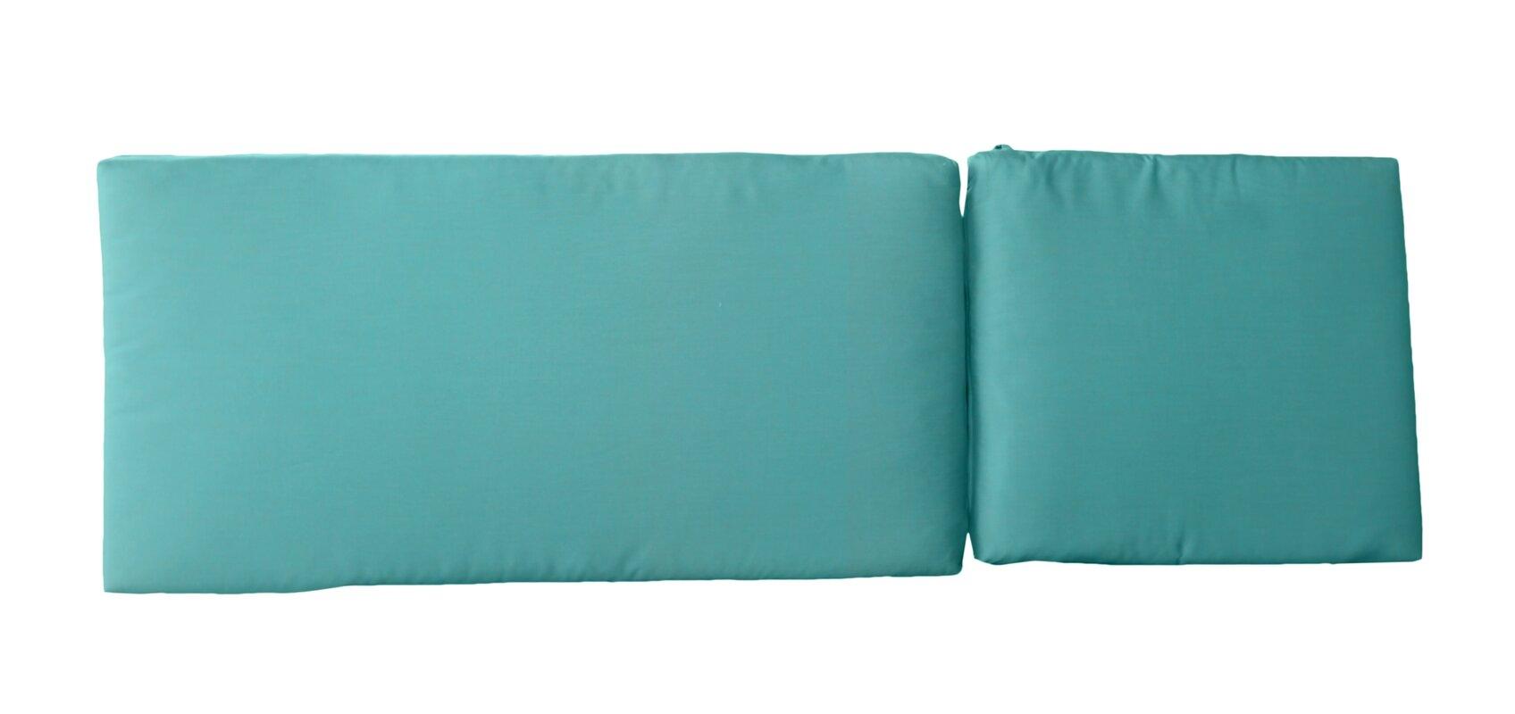 Bellini Outdoor Sunbrella Chaise Lounge Cushion & Reviews