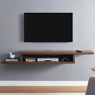 Under Tv Wall Shelf