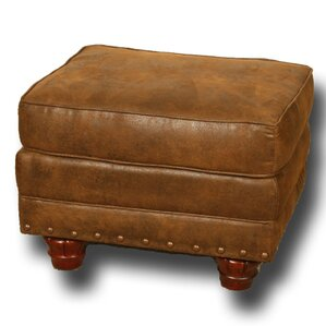 Sedona Ottoman by American Furniture Classics