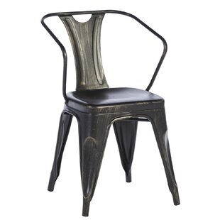 Industrial Arm Chairs (Set Of 2)