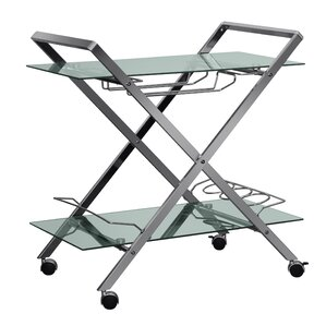 Berge Bar Cart by Latitude Run
