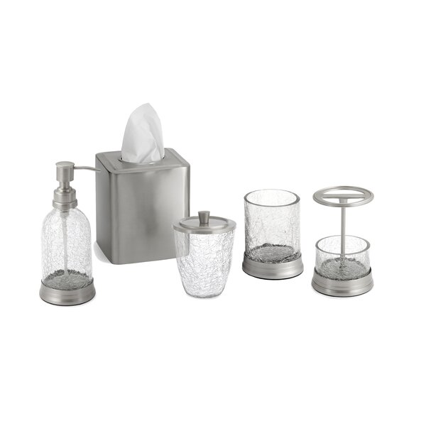 Paradigm Trends Heirloom 5 Piece Bathroom Accessory Set Reviews Wayfair