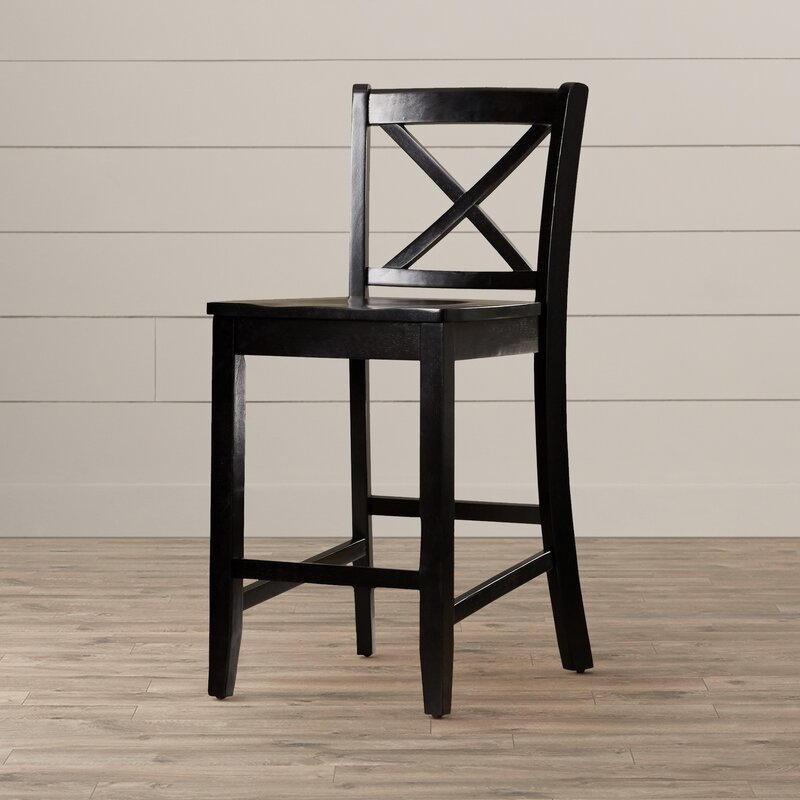 August Grove Elmhurst 24 Quot Bar Stool Amp Reviews Wayfair