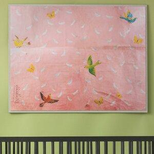 Gail Paule Marrot Feathers Artwork