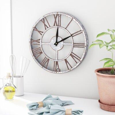 Medium Round Wall Clocks You Ll Love In 2019 Wayfair