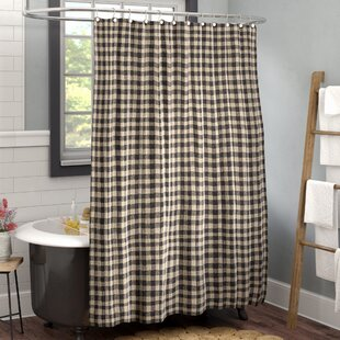 Heidi Cotton Single Shower Curtain