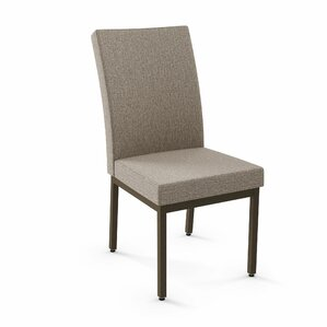 Shea Upholstered Dining Chair by Corrigan..
