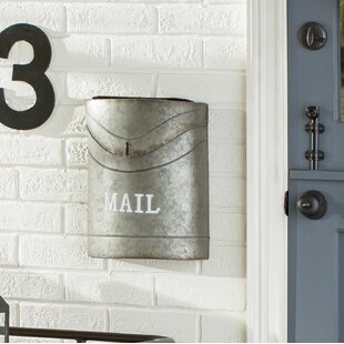 Kinley Style Wall Mounted Mailbox