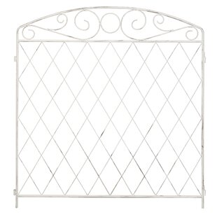 Normanhurst 3' x 3' (0.96m x 0.96m) Lattice/Trellis Fence Panel (Set of 3) by Lynton Garden