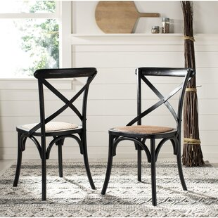 Black Wood Kitchen Dining Chairs Youll Love Wayfair