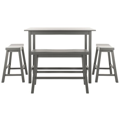 stephenson 4 piece pub table set