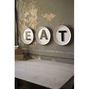 Vintage Kitchen Tin Signs | Wayfair
