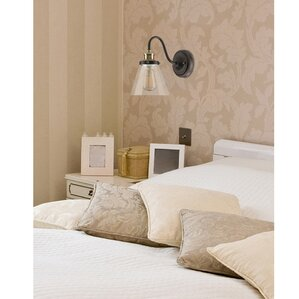 Paterson 1 Light Armed Sconce
