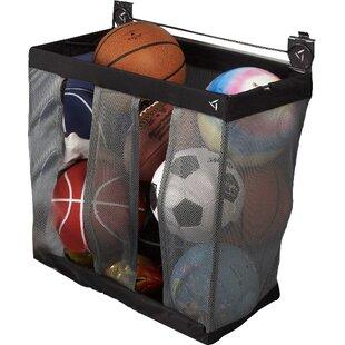 Garage Ball Storage | Wayfair