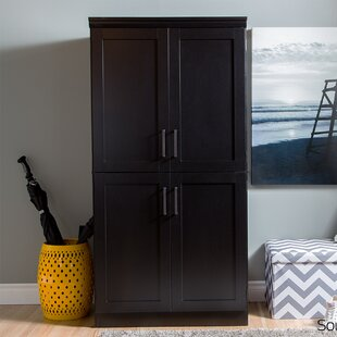 Etonnant Narrow Wardrobe Cabinet | Wayfair