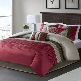 Red Bedroom Set. Save to Idea Board Modern Red Bedding Sets  AllModern