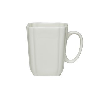 Pinpoint White Mug Set Of 4