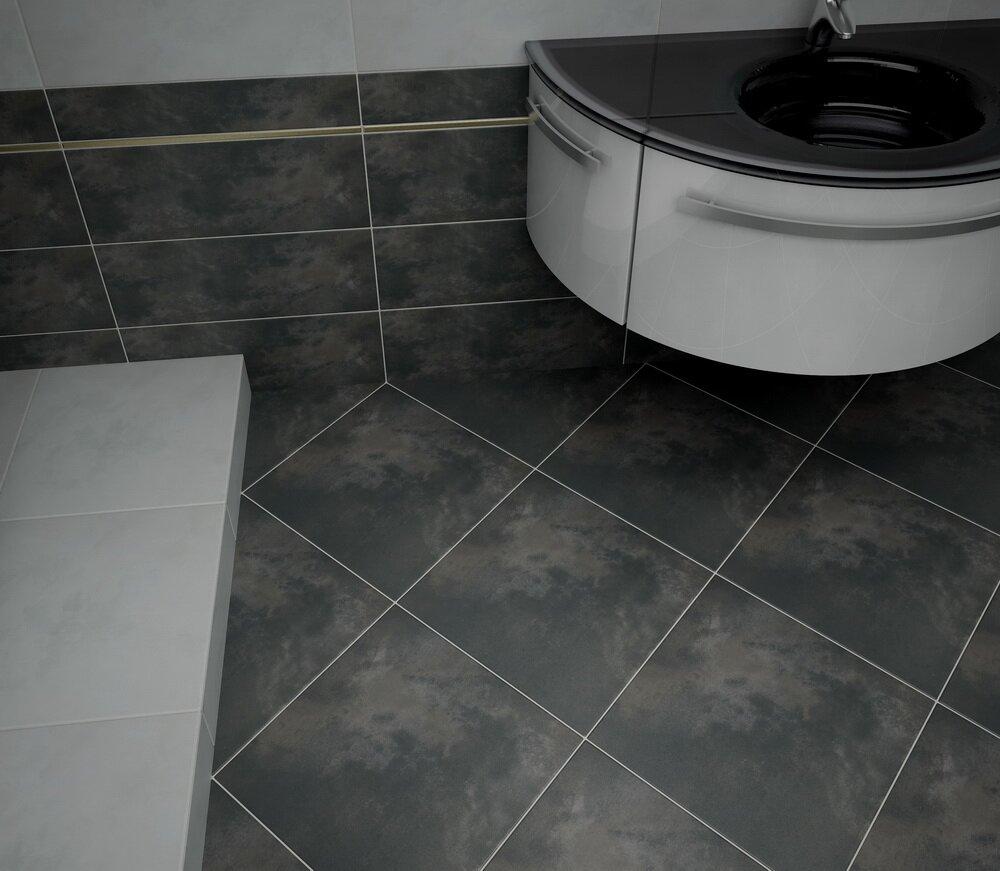 Emser tile cosmopolitan 13 x 3 surface bullnose tile trim in emser tile cosmopolitan 13 x 3 surface bullnose tile trim in charcoal wayfair dailygadgetfo Images