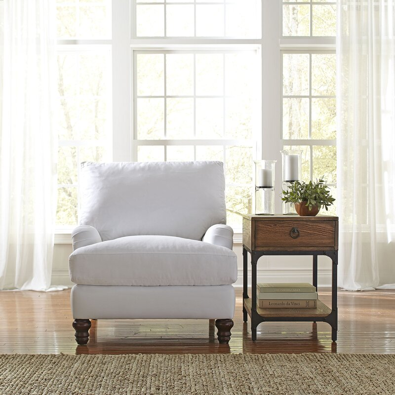 Birch Lane Montgomery Armchair Amp Reviews Wayfair
