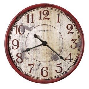 40 Inch Wall Clock Wayfair