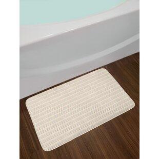 Thin Vintage Bath Rug