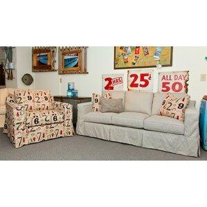 Chloe Configurable Living Room Set by dCOR d..