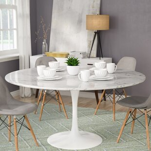 Marble Kitchen Dining Tables You Ll Love Wayfair