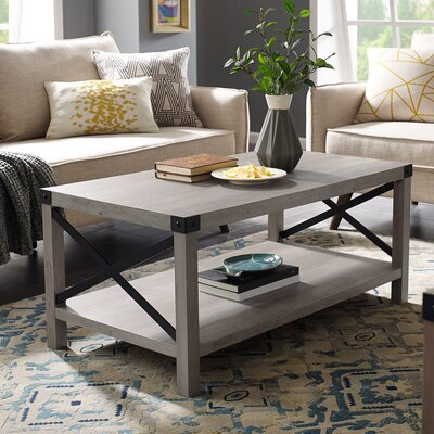 Rectangle Coffee Tables You Ll Love Wayfair