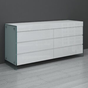 Lamarr 6 Drawer Dresser by Orren Ellis