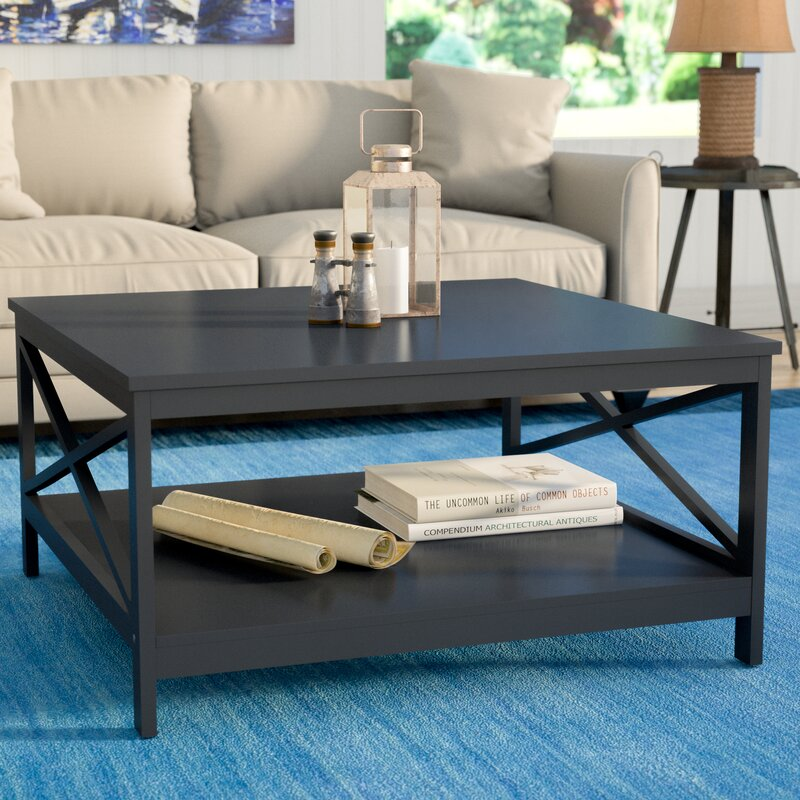 stoneford traditional coffee table