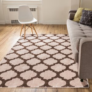 Rubino Beige/Brown Area Rug