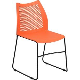 Orange Guest U0026 Reception Chairs Youu0027ll Love