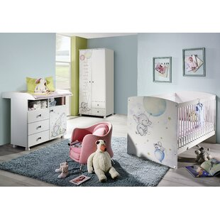 Aaliyah 3 Piece Bedroom Set by Rauch