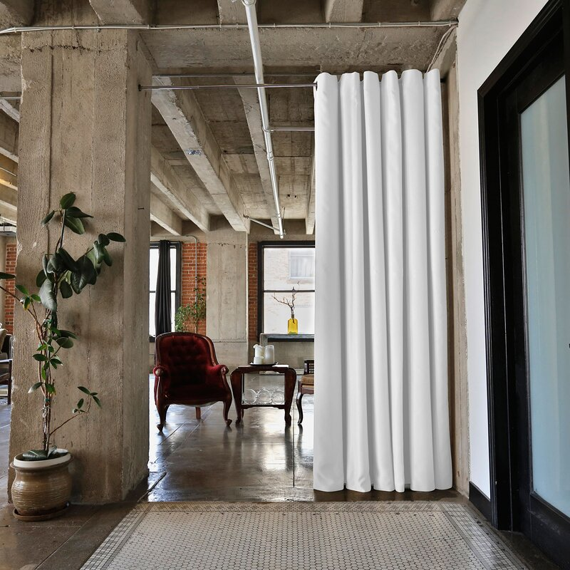 Image result for curtain room dividers