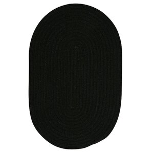 navarrette black area rug