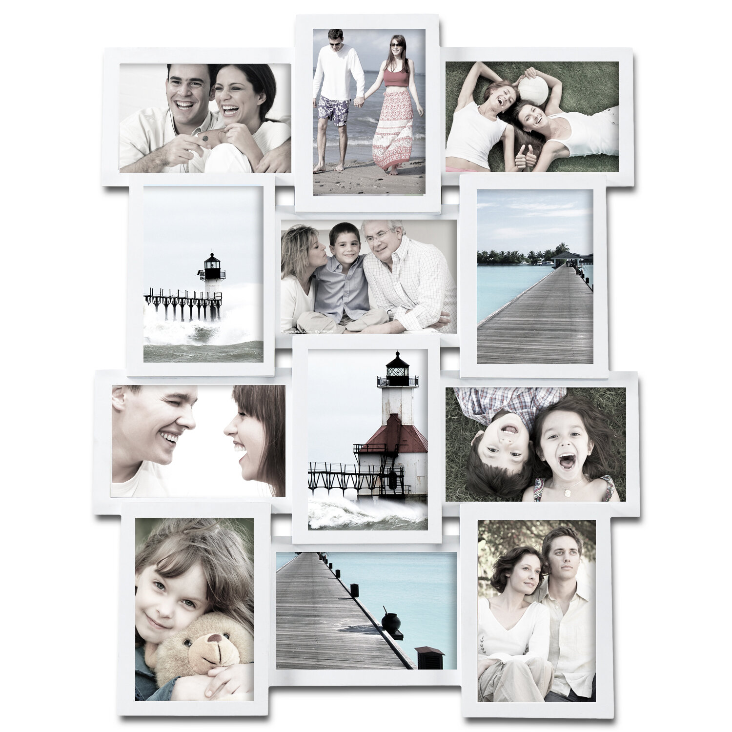 12 Opening Collage Picture Frame & Reviews | Joss & Main